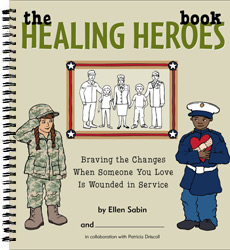 The HEALING HEROES BOOK